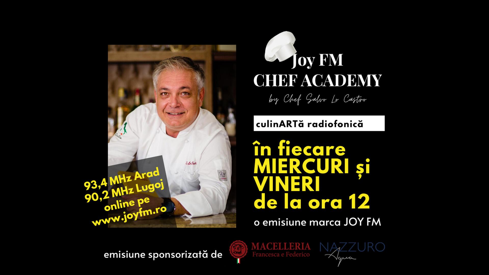 Joy FM Chef Academy