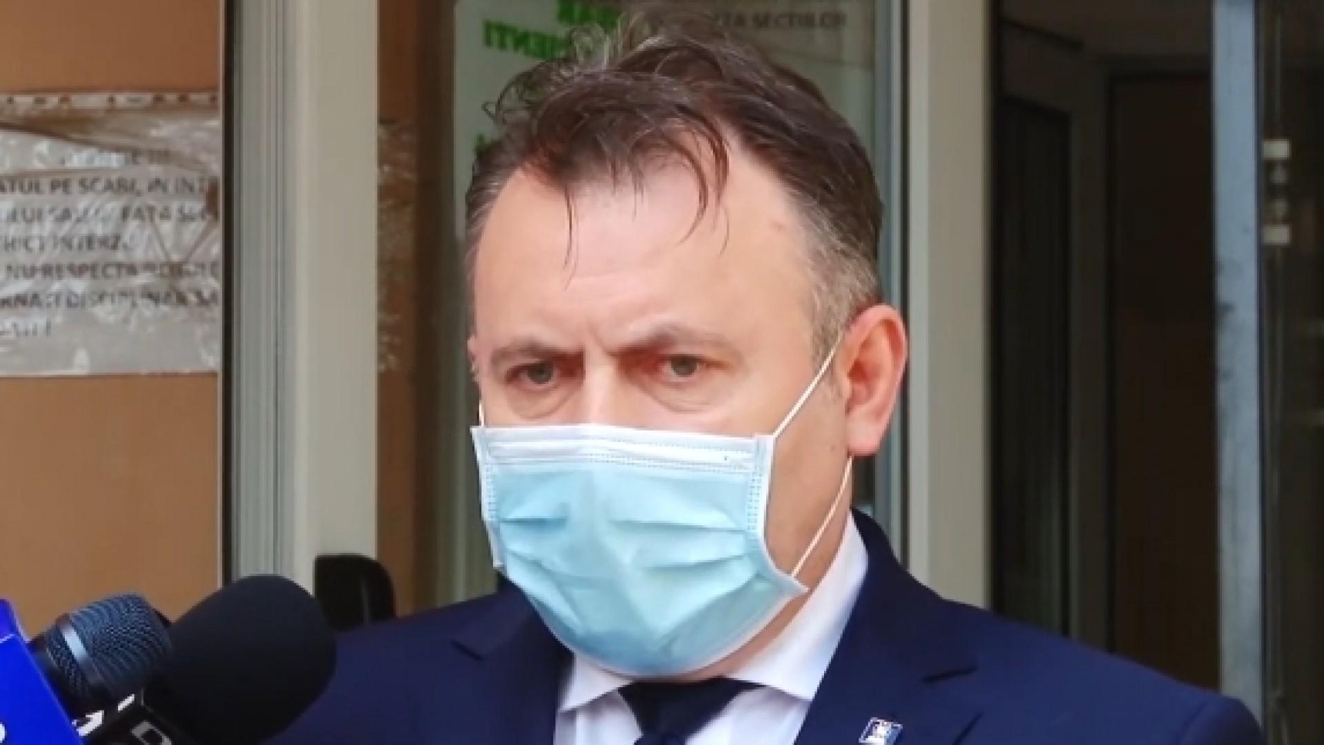 Tătaru: Vârful epidemiei în România ar trebui să rămână la 10.000-12.000 de cazuri, dacă s-au respectat condiţiile de Paşte