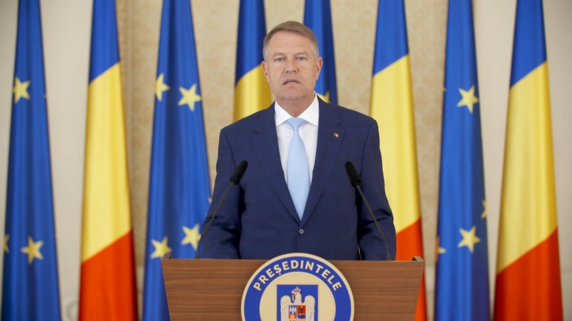 Care sunt măsurile incluse în decretul pentru prelungirea stării de urgenţă/Cele mai importante prevederi anunţate de preşedintele Iohannis