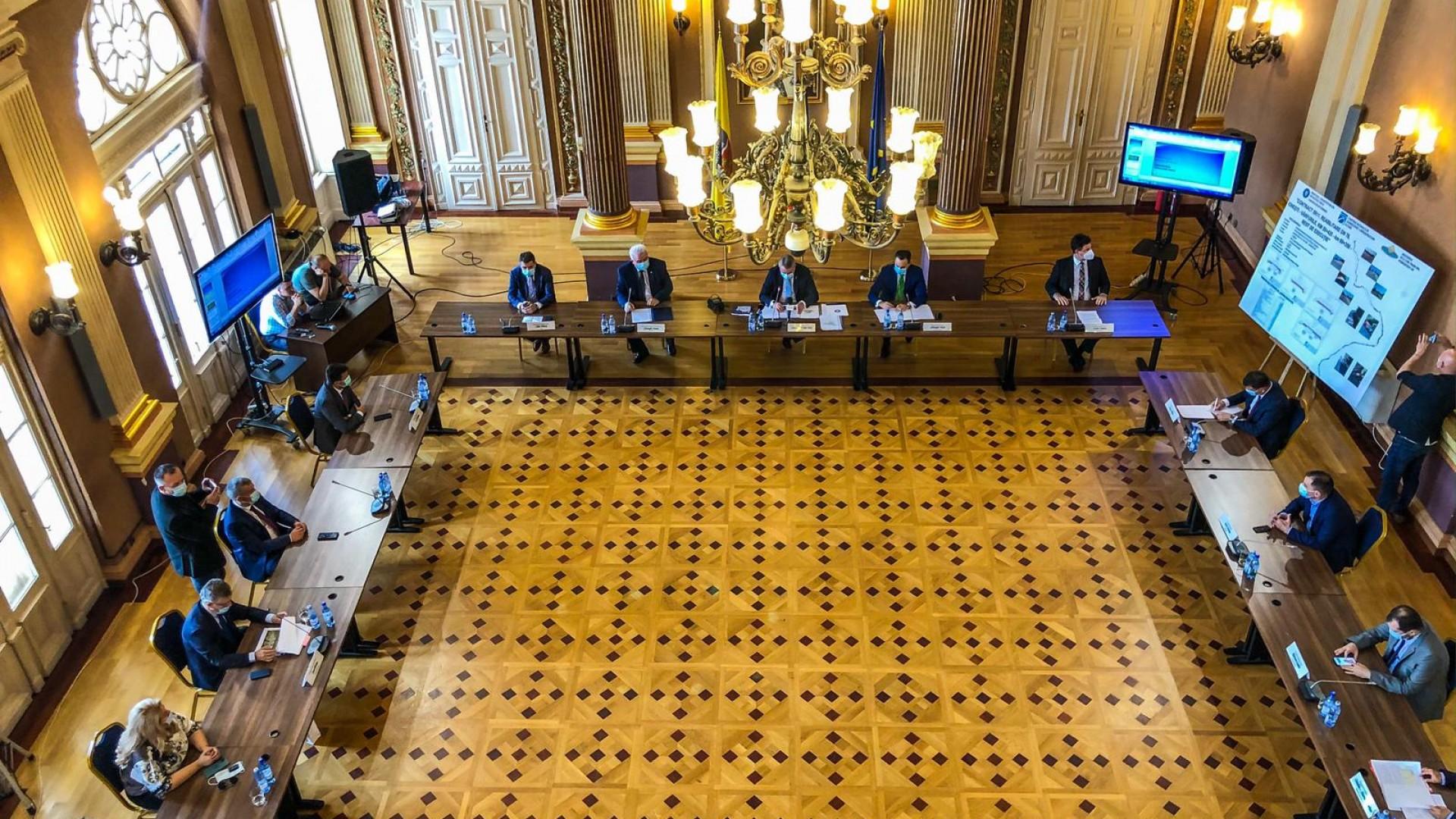 Aradul, singurul județ din România cu proiecte de peste 1 miliard de euro