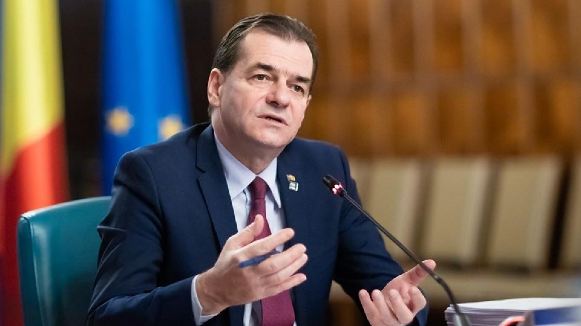 Orban: Guvernul va aproba un mecanism de garantare pentru capitalul de lucru şi investiţii şi pentru companiile mari