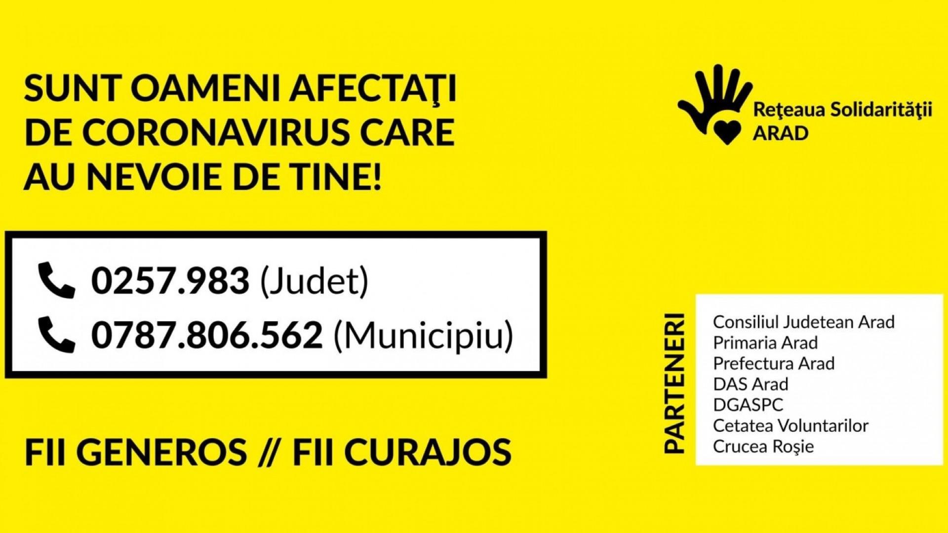 Reţeaua Solidarităţii a ajutat 2 380 de persoane în municipiu